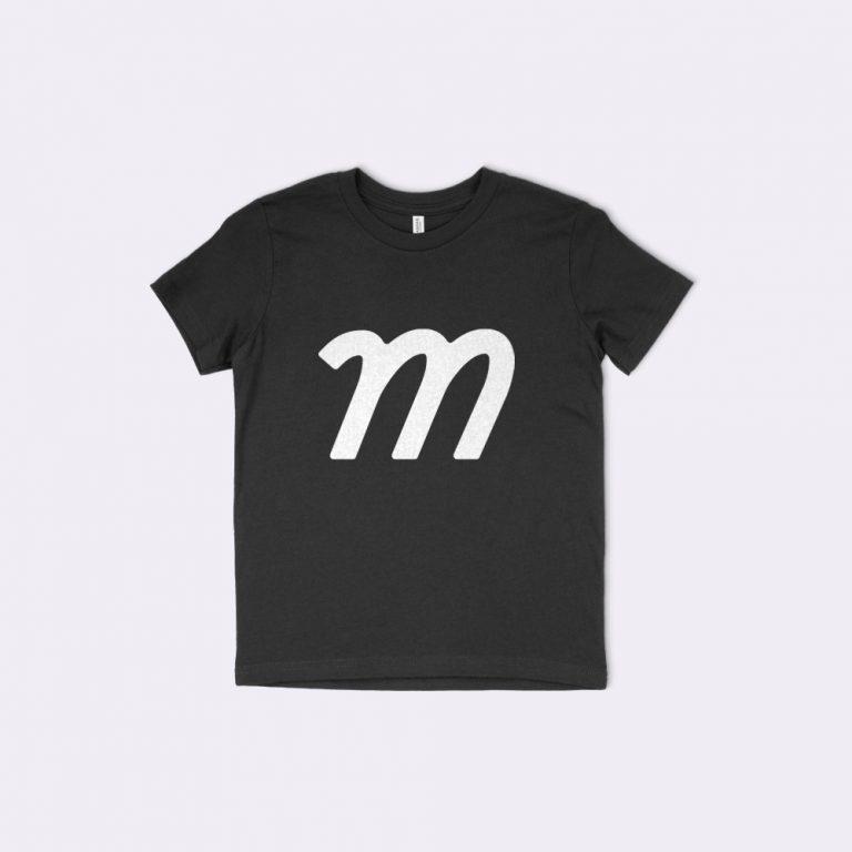 youth t-shirt mockup generator