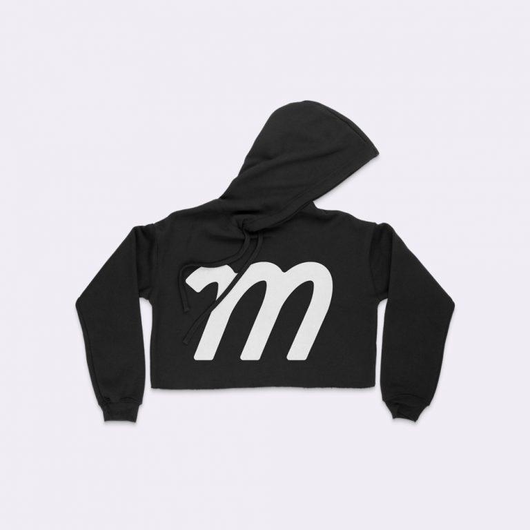 crop hoodie mockup generator