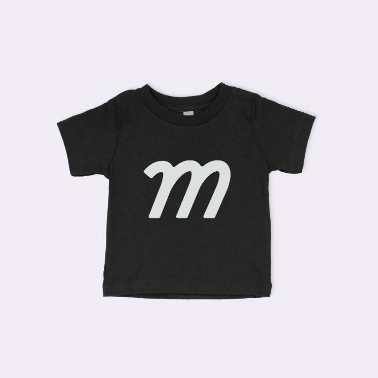baby t-shirt mockup generator