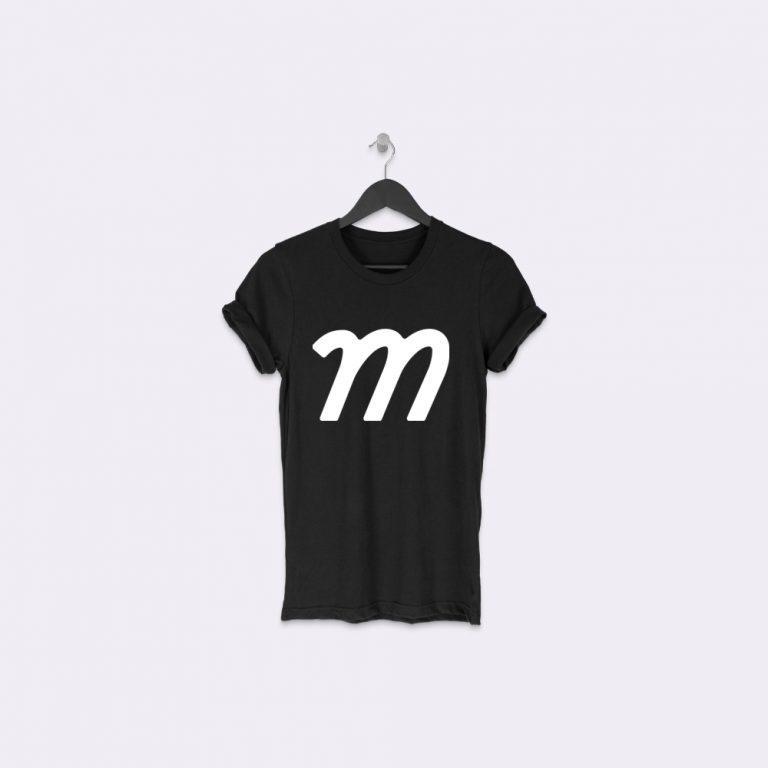 hanging cuff t-shirt mockup generator