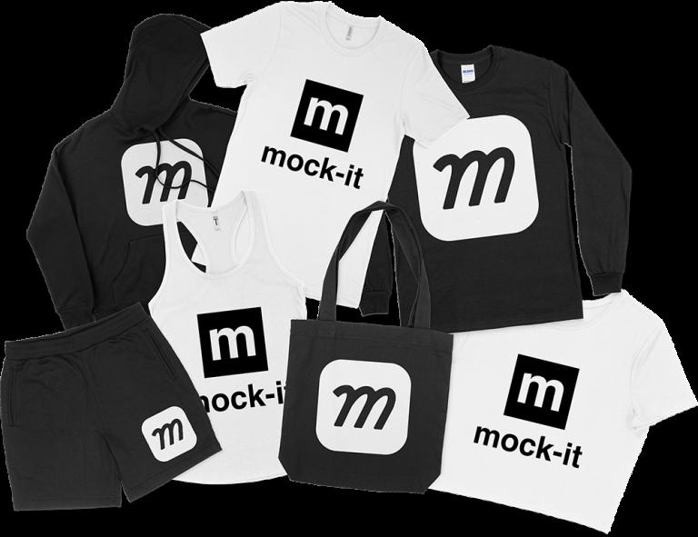 mock it online t-shirt mockup generator